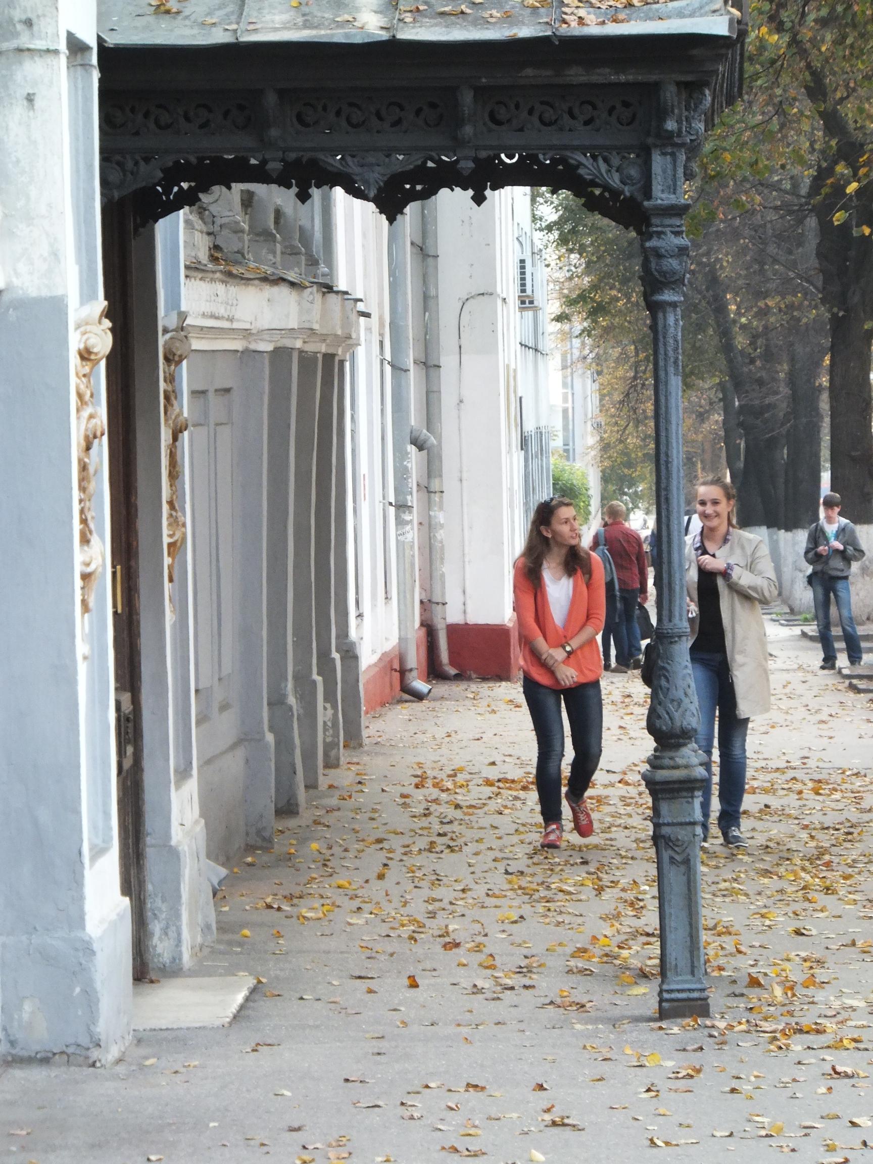 Nizhny_2_Studentinnen_morgens