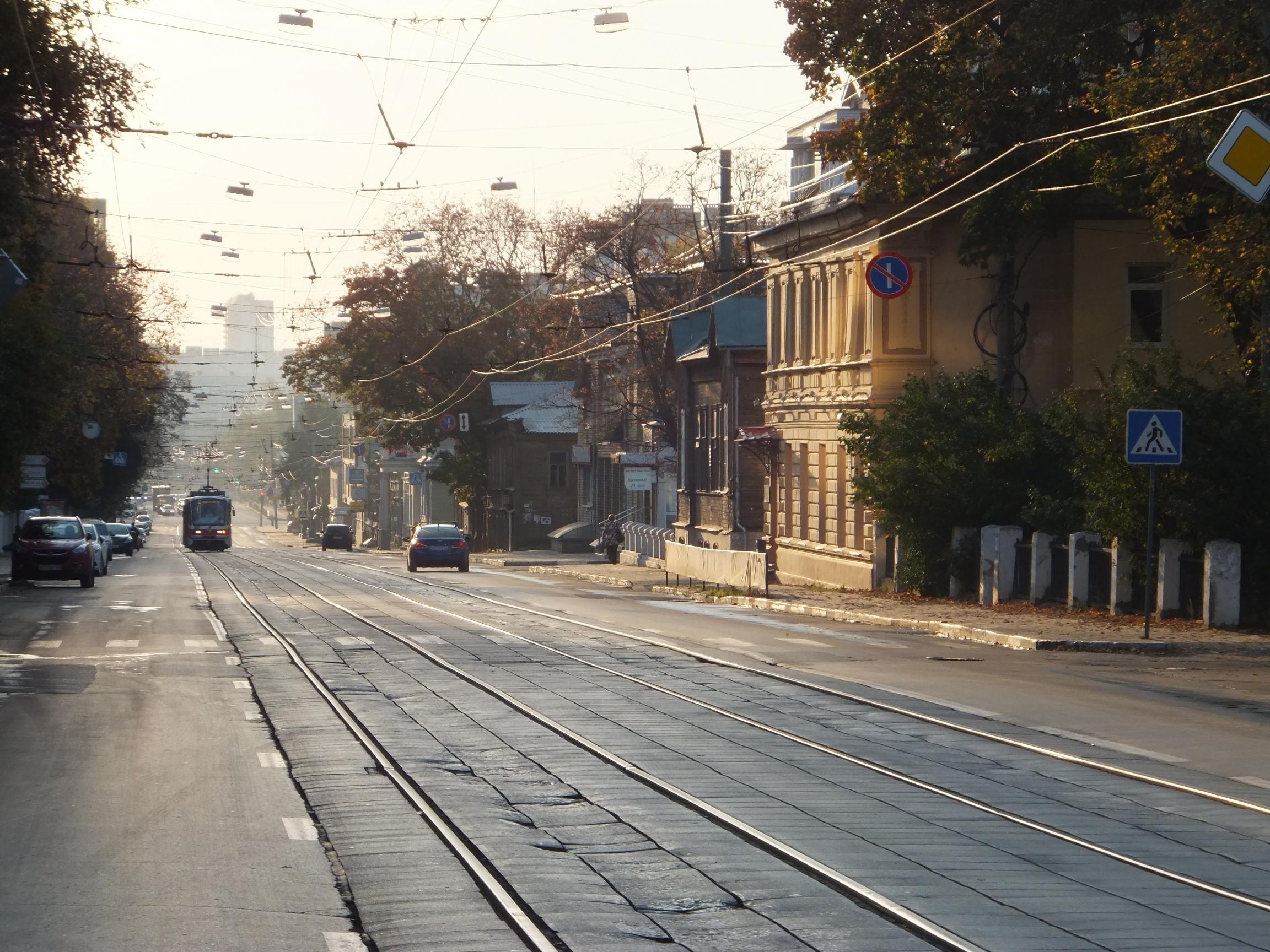 Nizhny_Strassenbahn_morgens