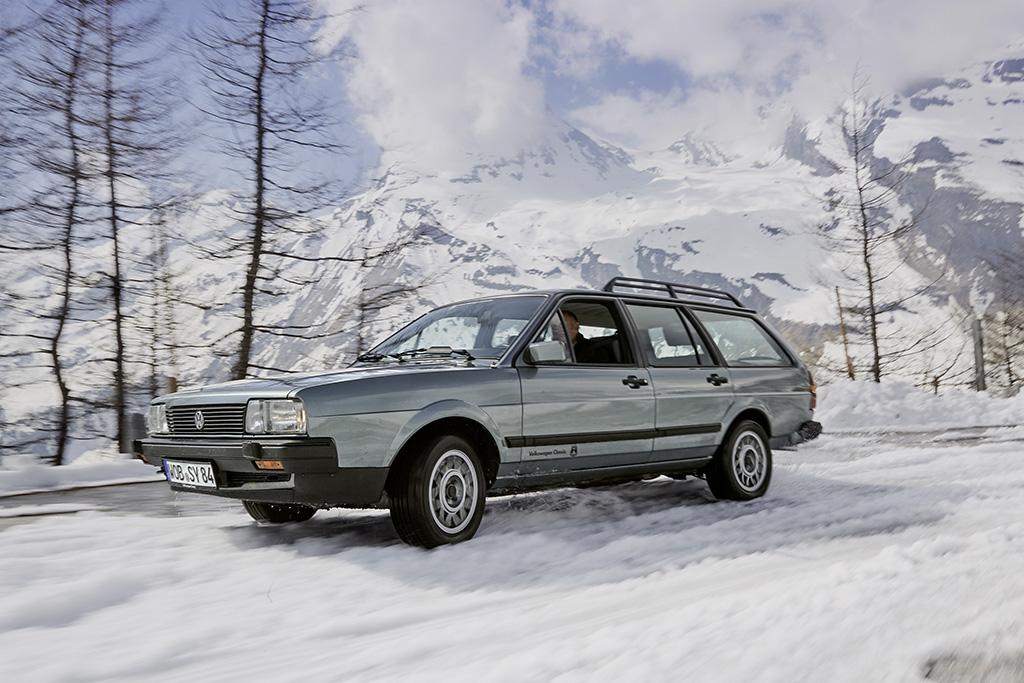 Volkswagen Passat Variant syncro